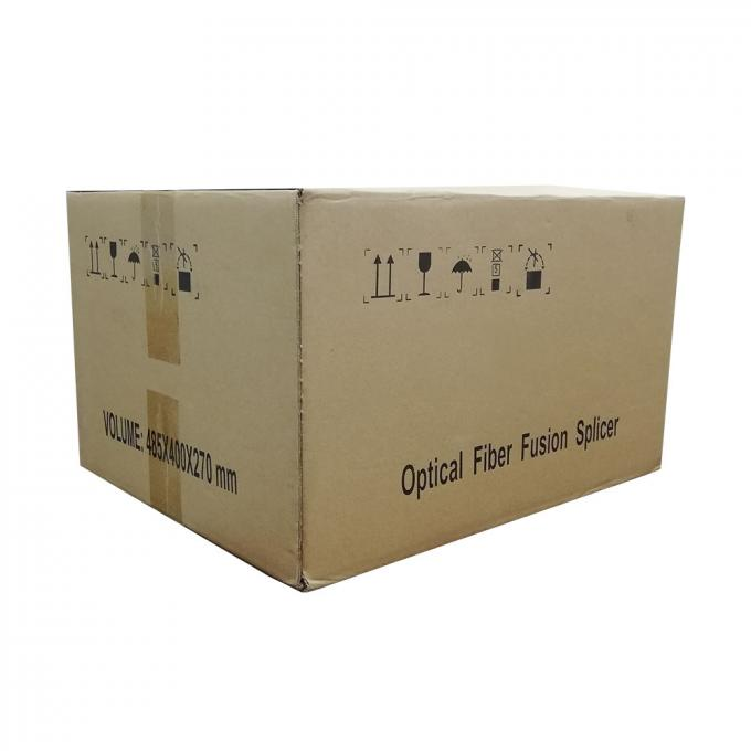 Light Weight Fiber Testing Tools , Fiber Optic Cable Fusion Splicing Machine