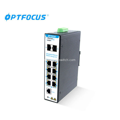 china latest news about Industrial switch please choose OPTFOCUS