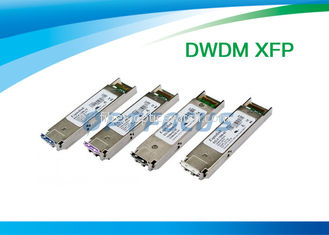 China 10 Gbe SFP SX Fiber Transceiver 40km  LC DDM 11.1Gb / s bit rates factory