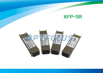 China 10G Base-DWDM XFP Transceiver Module 80km SM wavelength 1528.77nm - 1563.86nm LC with DDM supplier