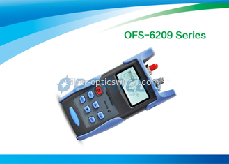 Light Source Fiber Optic Tester 190X100X50 mm , 370g 3pcs 1.5V batteries Lab Testing