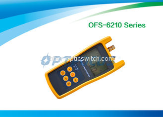 Handheld Fiber Optic Tester , Lighting Optical Testing Equipment 171×73×26 mm