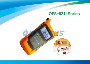 Fiber Testing Tools Handheld Optical Light Source OFS-6211 800nm - 1700nm