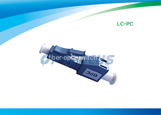 PC Passive Components Fiber Optic LC Attenuator 600 Grams Low Return Loss