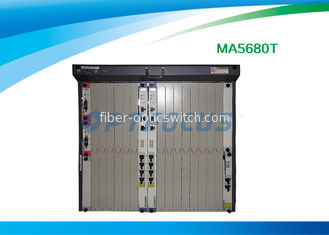 China 10G GPON optical network terminal , Epon OLT Mini Optical Line Terminal Ma5680T factory