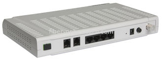 EPON ONU one 1.25G EPON interface 2 FXS 3 LAN ports with CATV and WIFI function