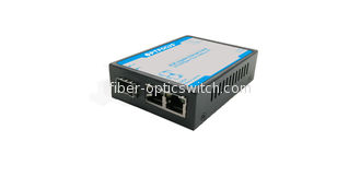 Relay Output Power Over Ethernet Switch With 10 / 100Mbps Auto - Negotiation
