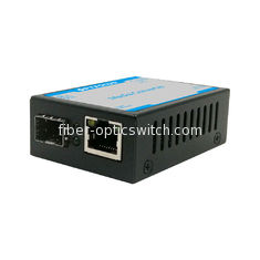 China Mini Size Gigabit Media Converter 1000 Mbps 69 * 50 * 24mm For Harsh Environment factory