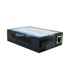 10 / 100M Single Fiber Media Converter 94.5 * 70 * 26mm 2.5W Power Consumption