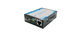 1 SFP Port Gigabit Ethernet POE Switch 10 / 100 / 1000M With Broadcast Storm Control Mini Media Converter