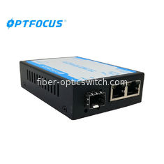 Anomaly Link Detection Unmanaged Power Over Ethernet POE Switch 2-4 Port 10/100/1000M For Ip Cameras