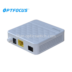 High Reliability GPON EPON ONU 1GE Ethernet  ZTE Chipset SC / UPC Connector