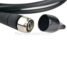 China Black Color FTTA Fiber To The Antenna Waterproof Fiber Connector AARC SC/UPC Type factory