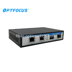 4 Ports Gigabit Ethernet Switch 2 10 / 100 / 1000m Utp Ports And 2 1000m Sfp Slots