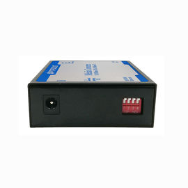China Single Mode Dual Fiber Media Converter 10/100M Auto Adaptive 2.5W Power Consumption factory