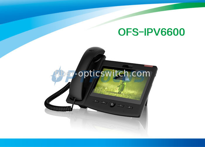WIFI Android Video POE IP Phone