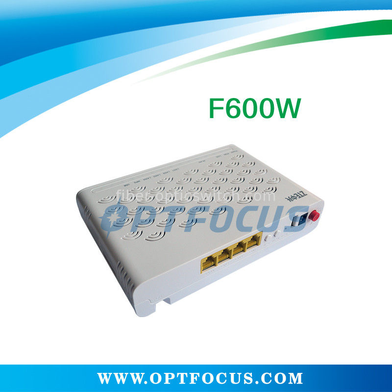 Gpon Epon ONU Indoor Optical Network Terminal (ONT) in ZTE FTTH Solution with WIFI supplier