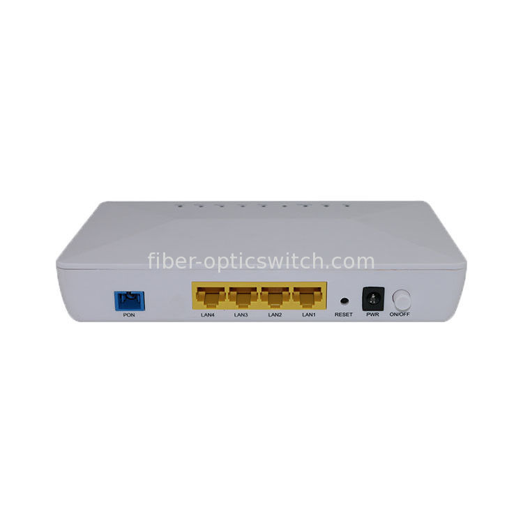 Multifunctional Integrated EPON ONU 1GE + 3FE Compatible With Fiberhome OLT