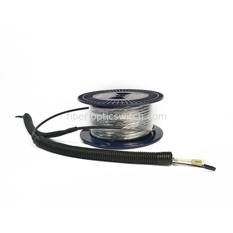 LC-SC Type FTTA Fiber To The Antenna CPRI Optical Waterproof Assembly Cable