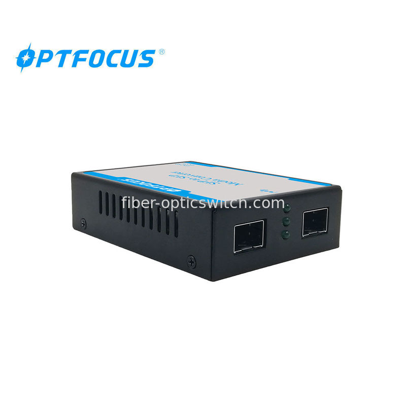 2 Sockets Sfp Optical Media Converter Gigabit Multi Mode - Single Mode supplier